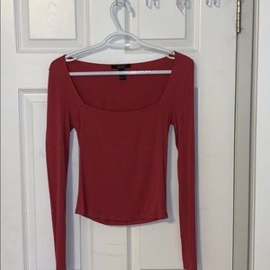 tight fitted long sleeve